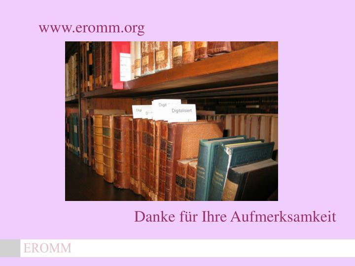 www.eromm.org