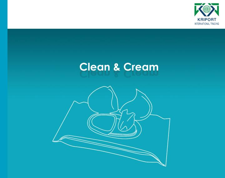 Clean cream
