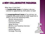 a new collaborative paradigm