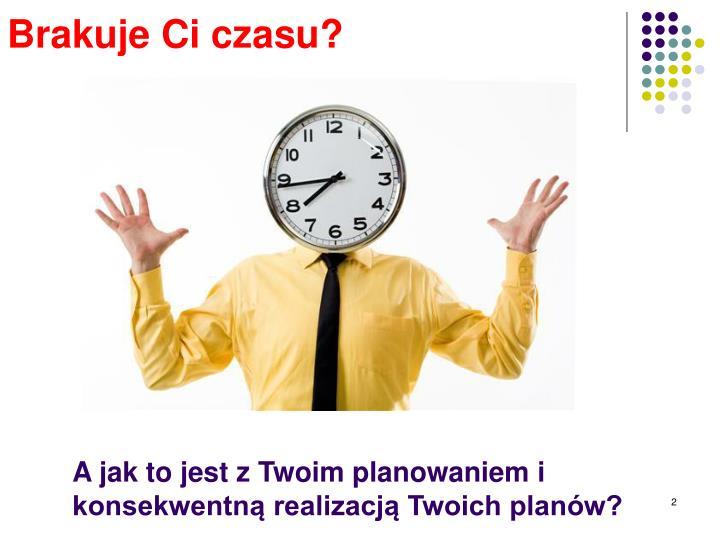 Brakuje Ci czasu?