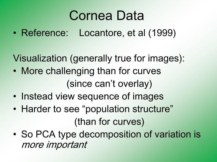 Cornea Data