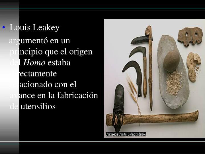 LouisLeakey