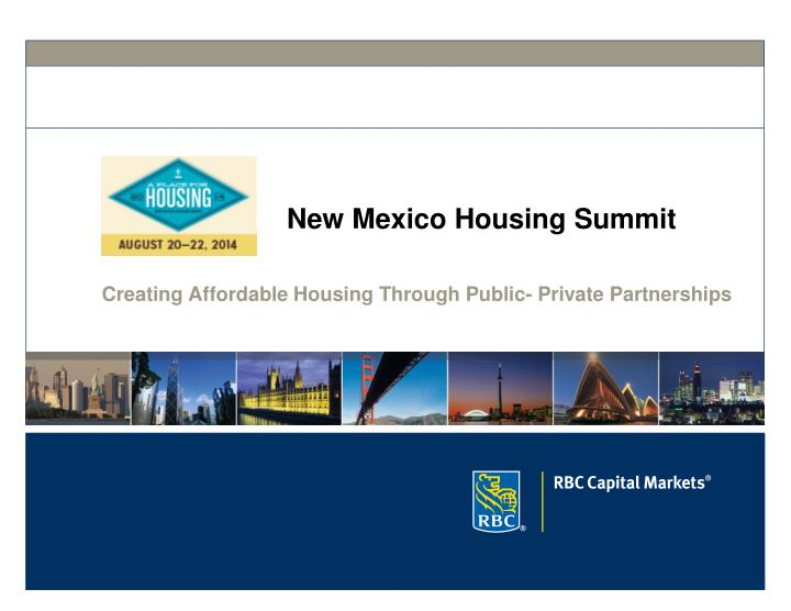 creating affordable housing through public private partnerships n.