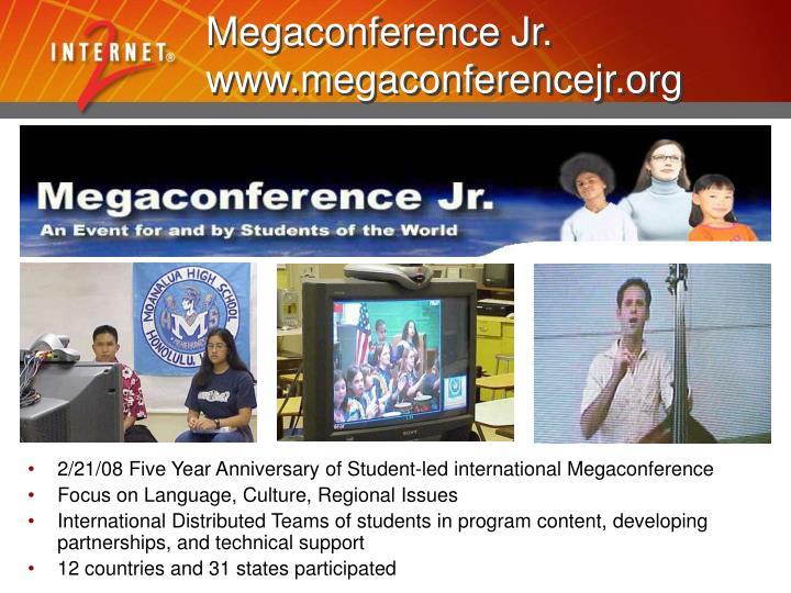 Megaconference Jr.