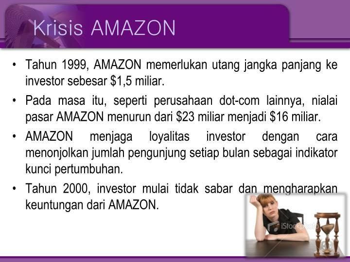 Krisis AMAZON