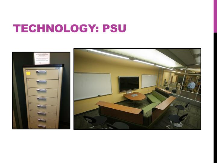 Technology: PSU
