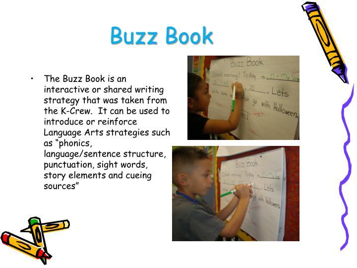 Buzz Book