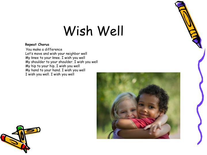 Wish Well