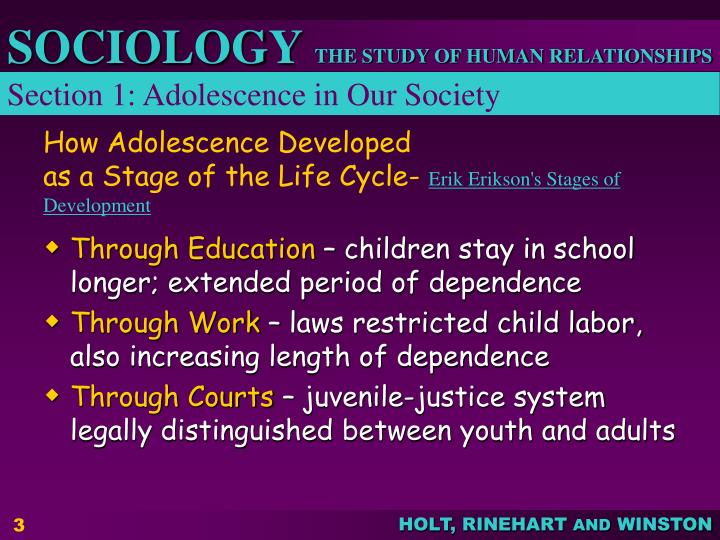 a look at the sensitive stage of development adolescence Adolescence typically describes the years between ages 13 and 19 and can be considered the transitional stage from adolescence can be a development by.