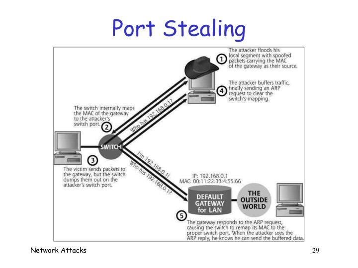 Port Stealing