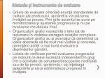 metode i instrumente de evaluare1
