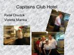 capitains club hotel