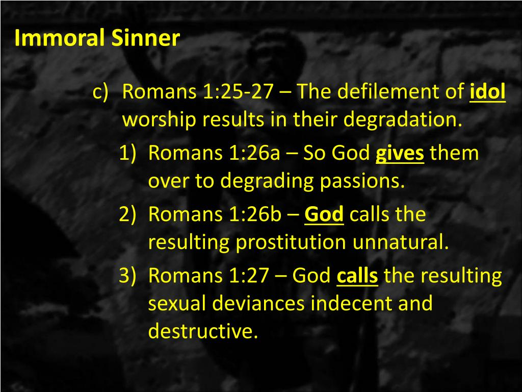 PPT - Romans 1-8 PowerPoint Presentation - ID:5288445