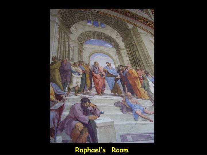 Raphael's  Room