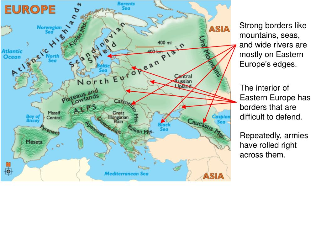 Picture of: Ppt Introduction To The Geography Of Eastern Europe And Siberia Powerpoint Presentation Id 5290260