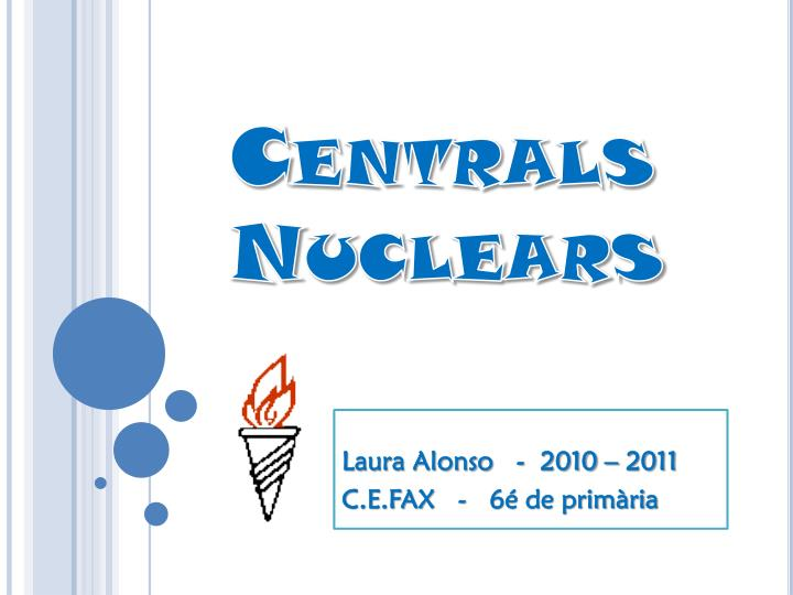 Centrals nuclears