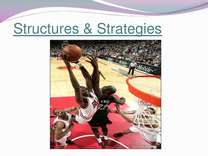 structures strategies n.