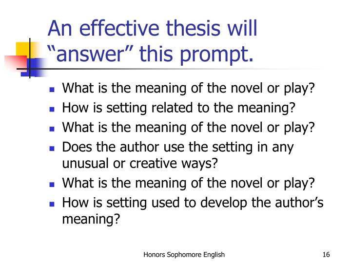 honors thesis what is The senior honors thesis/project is a 6-credit-hour independent project it may be a research, creative, or applied project and is completed under the direction of a faculty member regardless of the nature of the project, the final thesis is a formal written document.