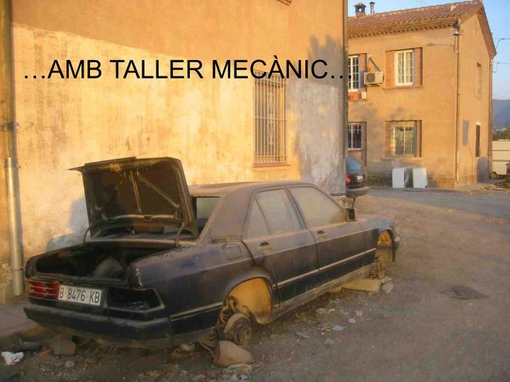 …AMB TALLER MEC