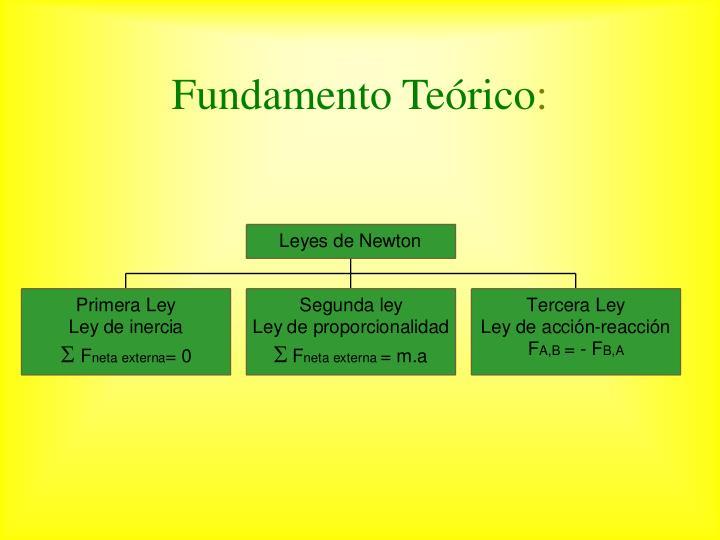 Fundamento Teórico