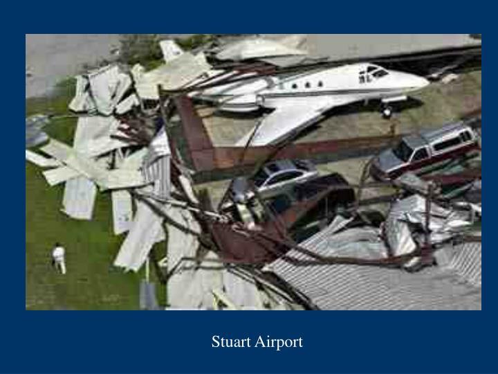 Stuart Airport