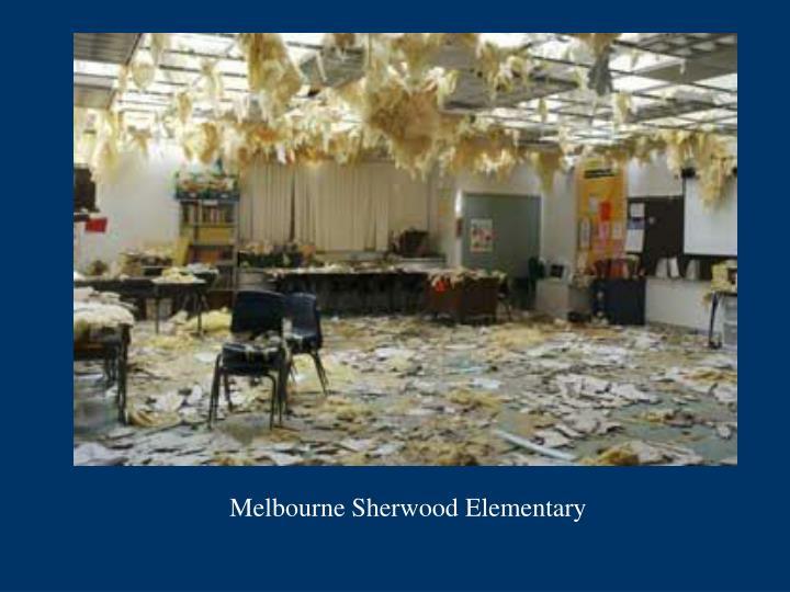 Melbourne Sherwood Elementary
