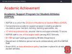 academic achievement1