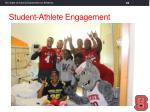 student athlete engagement