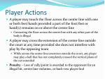player actions3