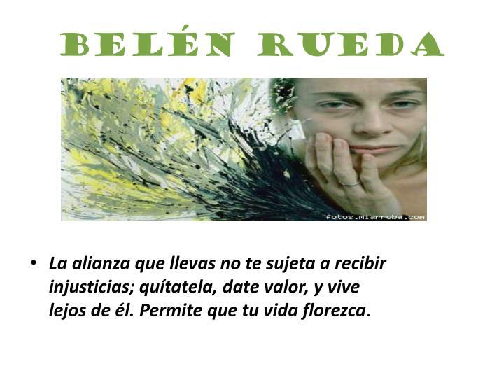 Belén Rueda