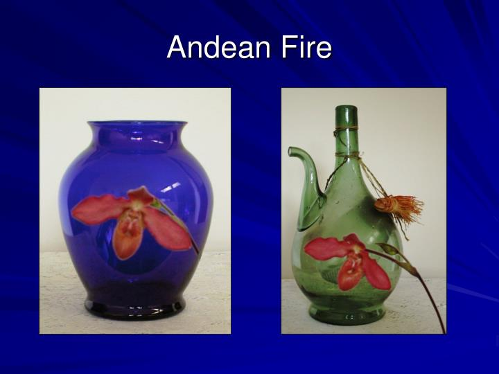 Andean Fire