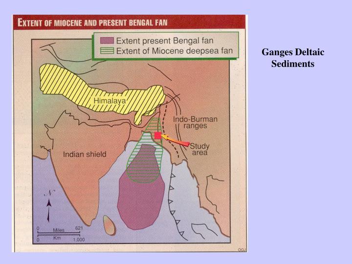 Ganges Deltaic