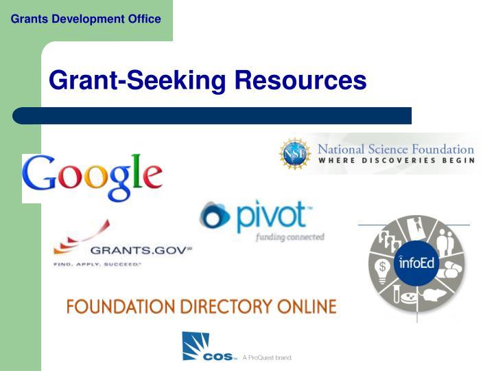 Grants Development Office