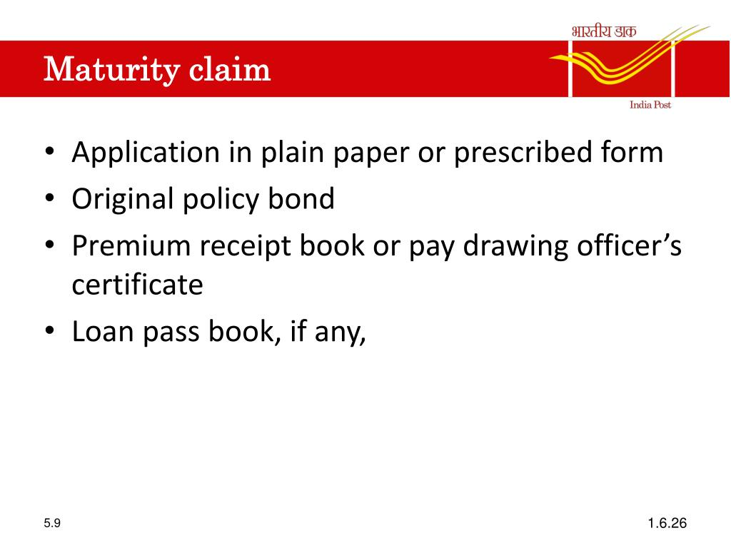 PPT - Postal life insurance PowerPoint Presentation - ID ...