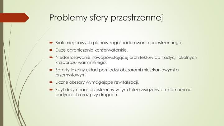 Problemy sfery