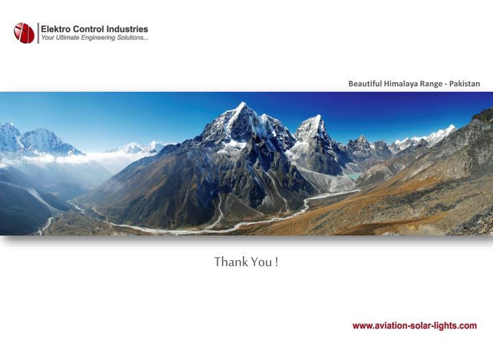 Beautiful Himalaya Range - Pakistan