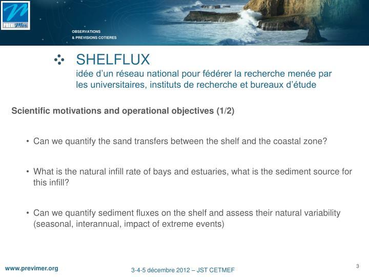 SHELFLUX