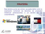 pirater a