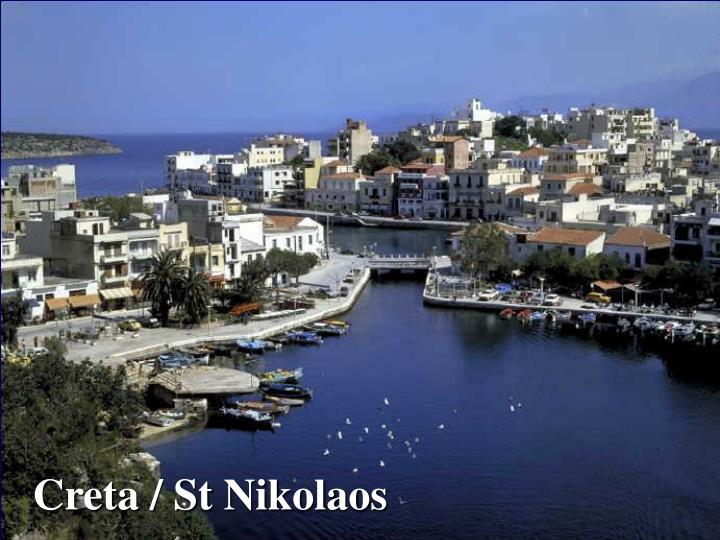 Creta / St Nikolaos