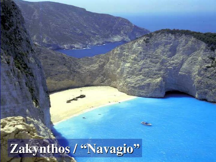 "Zakynthos / ""Navagio"""