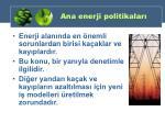 ana enerji politikalar1