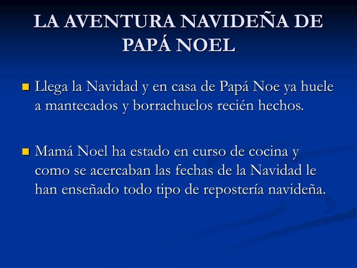 La aventura navide a de pap noel1