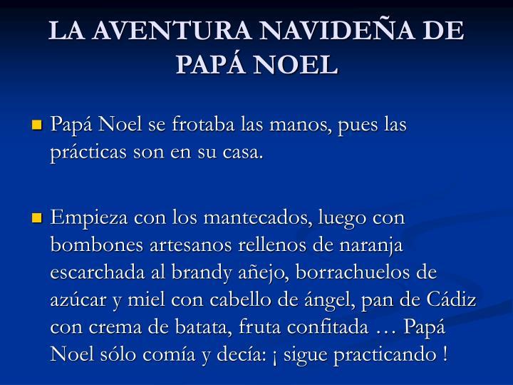 La aventura navide a de pap noel2