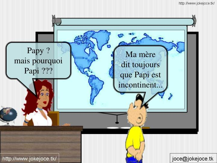 Papy ?