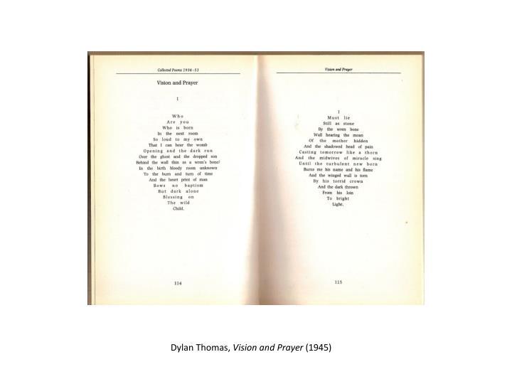 Dylan Thomas,