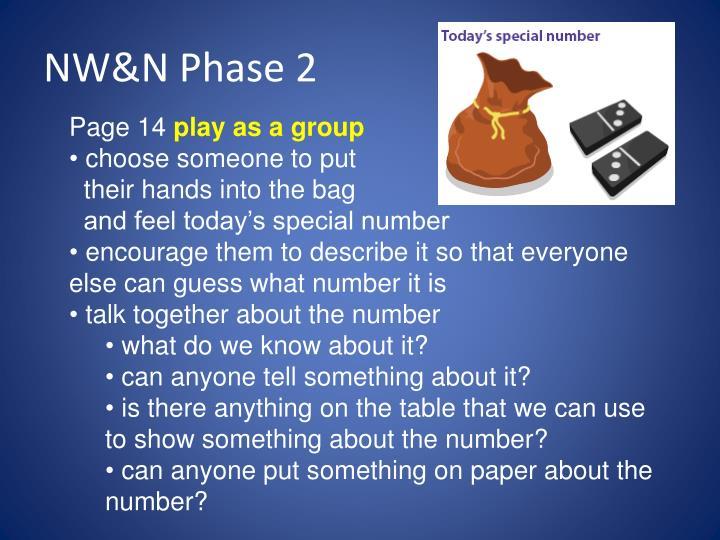 Nw n phase 2