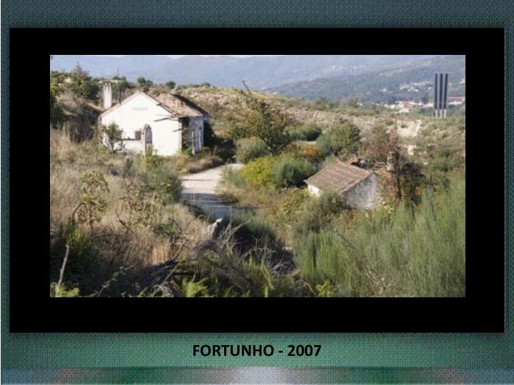 FORTUNHO - 2007
