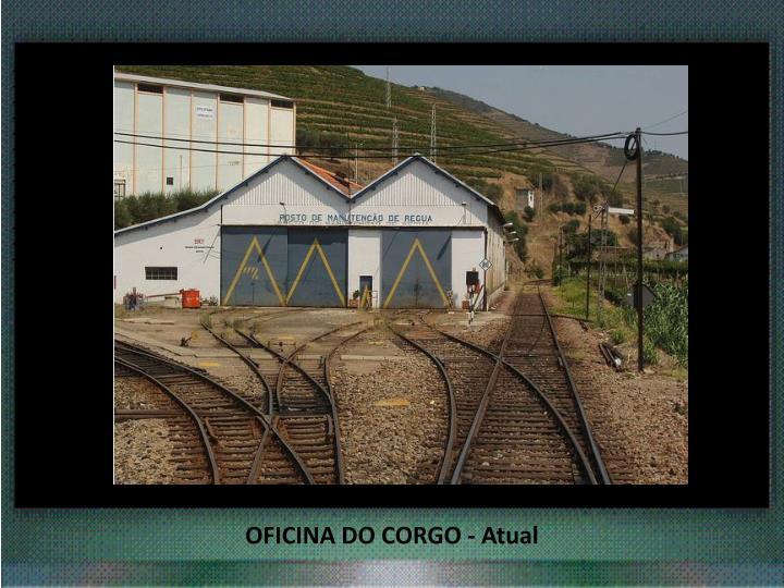 OFICINA DO CORGO - Atual