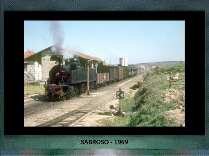 SABROSO - 1969