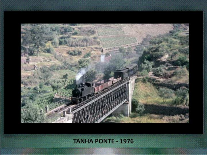 TANHA PONTE - 1976
